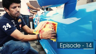 Racing Life with Dilantha Malagamuwa Season 3 –  Episode 14 – 2018-07-08