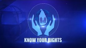 Know Your Rights – 2018-10-15