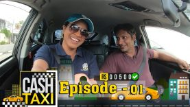 Cash Taxi – Episode 01 – 2019-10-19